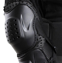 full body protector motocross UK - Motorcycle Full Body Armor Jacket Motocross Protector Spine Chest Protection Gear~ M L XL XXL trds