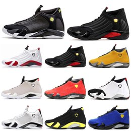 $enCountryForm.capitalKeyWord Australia - Reverse 14 14s Men Basketball Shoes Black Toe Candy Cane Desert Sand Last Shot Thunder Yellow Mens Trainer Sports Sneakers 7-13