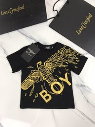 boys t shirts sale NZ - Designer designer kids boys t shirts boys clothing summer the new listing hot Sale favourite best rushed casual gorgeous CJAT