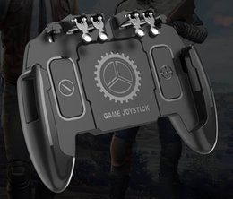 trigger controller NZ - Dissipate Heat Button Triggers Equipment for Mobile Joystick Gamepad Mobile Game Controller for Iphone Android Phone Game 2 Styles
