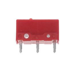 Gm Plastics Australia - 1PC Original Kailh GM Red Mouse Micro Switch Micro Button Gold Contactor 60 Million Click lifetime