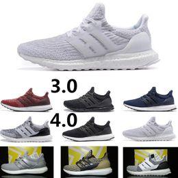 7228e2cf7 High Quality Ultraboost 3.0 4.0 Running Shoes Men Women Ultra Boost 3.0 III  Primeknit Runs White Black Sports Sneaker 36-47