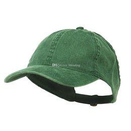7c6145a8 2019 Women big children ponytail baseball cap Half empty top Visor Cap  Natural Hair Hats Sunscreen breathable hat C5908