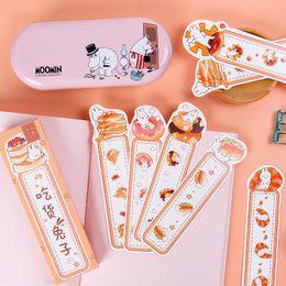$enCountryForm.capitalKeyWord Australia - 30Pcs Cute Rabbit Bookmarks Kawaii Bookmarks Novelty Paper Book Marks For Kid Girls Gifts School Office Supplies Stationery
