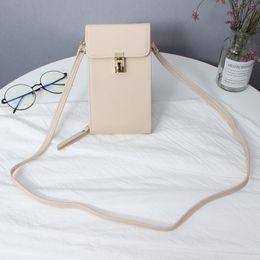 Japonya ve Güney Kore yeni bayanlar Messenger cep telefonu çantası öğrenci moda basit büyük kapasiteli küçük çanta çanta