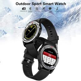 Bluetooth Smart Watch Sim Australia - R18 Smart Watch Men Bluetooth SIM Card Dial Call Smartwatch Pedometer Sport Calorie Intelligent Bracelet Man Wrist Smart Watch with Camera