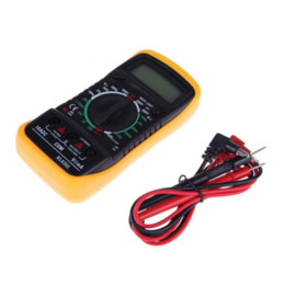 $enCountryForm.capitalKeyWord Australia - LCD Display Digital XL830L Multimeter LCD AC DC AMP Current Voltage Ammeter Resistance Tester
