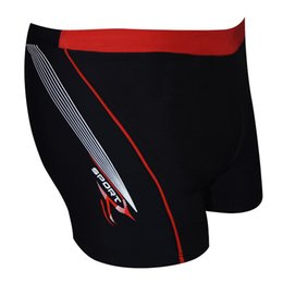 China Children's swimming trunks in the big boys boxer trunks baby teen students hot spring beach vacation swimsuit factory wholesale suppliers
