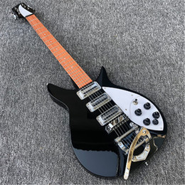 Clear eleCtriC guitar online shopping - mm full size neck Electric guitar Rosewood fingerboard with clear paint finish Real photos
