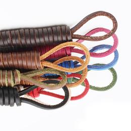 $enCountryForm.capitalKeyWord NZ - 200cm 79'' Square PU Leather Shoelaces Shoestrings Boot Extra Long Shoe Laces Wholesale Multicolor