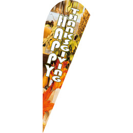 $enCountryForm.capitalKeyWord UK - Hot sale digital printing high quality flying style outdoor custom advertising 4.5m single side teardrop flag