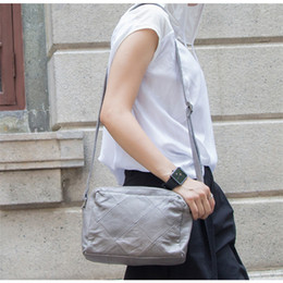 $enCountryForm.capitalKeyWord Australia - Pyaterochka Brand Women Genuine Leather Handbag Shoulder Bag Plaid Small Fashion Cheap Ladies Handbags High Quality Bags Bao Bao