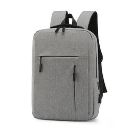 tablet anti theft NZ - 15.6inch Laptop Backpack USB Charging Anti Theft Backpack Men Travel Backpack Waterproof School Bag Male hot