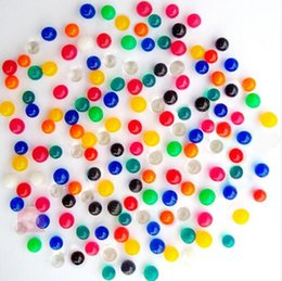 Chinese  13 Colors Hydrogel Balls Growing Water Magic Jelly balls,Bead Gel Water Pearls,Crystal Soil Colorful Pearl Gel Ball Chil manufacturers