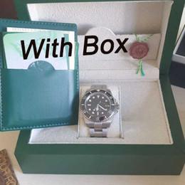 $enCountryForm.capitalKeyWord Australia - 8 colors luxury watch 40mm 116610 116613 116619 Hulk Automatic watch Ceramic bezel Sapphire Box papers Asia 2813 movement mens watches watch