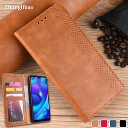 Wholesale Luxury Leather Magnet Flip Wallet Case for Xiaomi Mi se cc9 Redmi Note a Go K20 Pro Card Cover