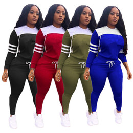 hoodies t shirt outfits NZ - Women P Letter Print Tracksuit Long Sleeve Hooded T Shirt Sweatshirt + Pants Leggings Two Piece Set Spring Hoodies Outfits Casual Sportwear
