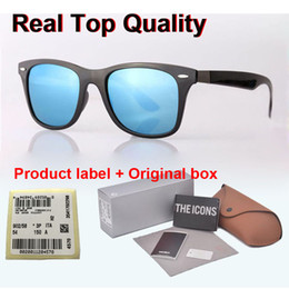 Vintage round metal glasses online shopping - Brand Designer glass lens Sunglasses Men Women Metal hinge Fashion Vintage UV400 Mirror Retro Sun Glasses Eyewear with free box and cases