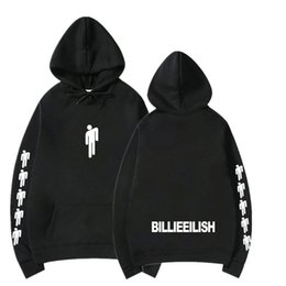 $enCountryForm.capitalKeyWord Australia - Hot Sale Billie Eilish Print Hooded Men Women Popular Clothes 2019 Harajuku Casual Hoodies Kpop Sweatshirt Plus Size XXXL