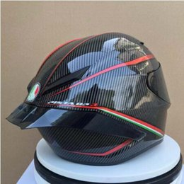 $enCountryForm.capitalKeyWord NZ - New design PISTA motorcycle helmet with gp r full face automobile race helmet Casco moto ece approved