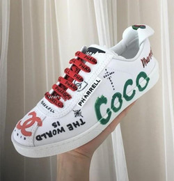 OnlineMano Lona Pintar Dibujos Zapatos De eDYH9WE2I