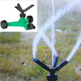 Wholesale Rotating Impulse Lawn Sprinkler Garden Grass Watering System Water Hose Spray