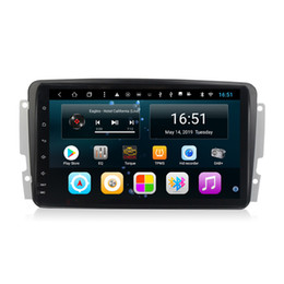 $enCountryForm.capitalKeyWord UK - Android 8inch 8-core for Mercedes Benz CCLKG class W203 W209 vito viano car radio WIFI bluetooth mp3 mp4 high quality high speed Unit