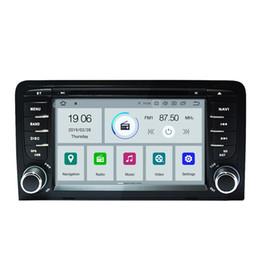 "$enCountryForm.capitalKeyWord NZ - COIKA 7"" Android 9.0 System Car DVD Radio Player For Audi A3 S3 2003-2011 With GPS Navi Stereo 4G Network OBD DVR RDS WIFI BT 2+16G RAM"