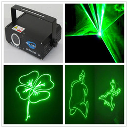 $enCountryForm.capitalKeyWord Australia - Free Shipping 300MW ILDA+DMX512+SD Card Ktv laser light single head green laser lighting with voice-activated for christmas and logo
