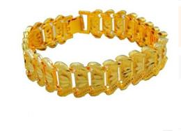 high quality low price nice design yellow gold filled lady's braceletkjhk