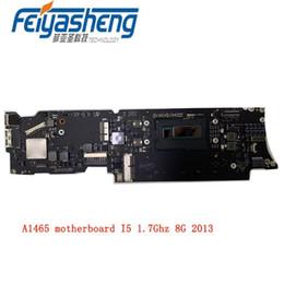$enCountryForm.capitalKeyWord Australia - Genuine New Laptop A1465 Logic Board i5 i7 8GB 1.7GHz for MacBook Air 11.6'' Motherboard 2013 2015Year