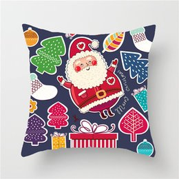 $enCountryForm.capitalKeyWord Australia - 2020 New Year Christmas Decor For Home Natal Home Decoration Accessories Frozen Snow Christmas Ornaments Navidad Cushion Cover