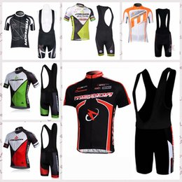$enCountryForm.capitalKeyWord Australia - MERIDA team Cycling Short Sleeves jersey bib shorts sets breathable Quick Dry bike bicycle riding mountain bicycle clothes F60920