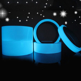 flash tapes Australia - Flash deal Colorful Reflective Tapes Glow Self-adhesive Sticker Luminous Fluorescent Glowing Tapes Dark Striking Warning Tape