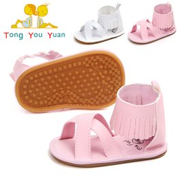 $enCountryForm.capitalKeyWord Australia - New Korean girl sandals for Toddler shoes Baby Summer leather non-slip;Casual, breathable and comfortable soft sole;SN11220