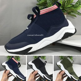 72052d3fb6eb1 new champion AWOL Atlanta Sock Shoe Cultural High-top Knit Sock Couple  Women Mens Designer Fashion Sneakers Casual Shoes Chaussures 36-45 .
