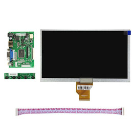RaspbeRRy monitoR online shopping - 9 Inch quot TFT LCD Display Module HDMI VGA AV Driver Board for Raspberry Pi Replacement Parts Accessories car