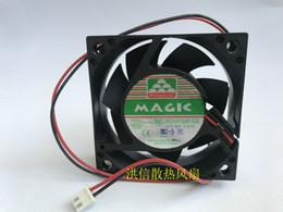 $enCountryForm.capitalKeyWord Australia - Original Yongli MAGIC 6020 MGA6012HR-A20 DC12V 0.21A Double Ball 6CM Fan