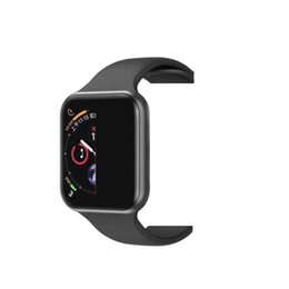 Bluetooth watches windows online shopping - iphone iwatch IWO Smart watch mm Series to1 Bluetooth Smartwatch Heart Rate montre Sport watches Xiaomi goophone x Samsung android