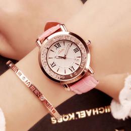 $enCountryForm.capitalKeyWord Australia - Genuine ladies watch flowing water diamond English watch belt watch female models