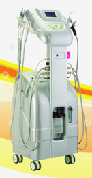 $enCountryForm.capitalKeyWord Australia - G228A Omnipotent Oxygen Facial Machine with O2 infusion Jet Peel skincare Product delivery LED light therapy microcurrent BIO Injection