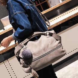 3a9c2d210 good quality Brand Designer Handbags Women Luxury Tassel Bag Female Hair  Ball Messenger Bags Woman 2019 Vintage Bolsa Feminina Ladies