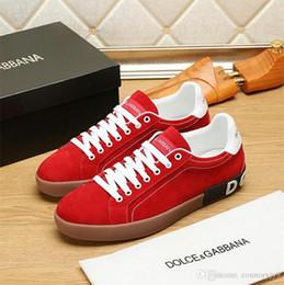 $enCountryForm.capitalKeyWord Australia - iduzi Hot SALE Men Designer Luxury Casual Shoes Mix Color PU Leather Women Brand Dad Sneakers Fashion Leisure Shoes With box