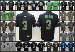 Seattle Men Seahawks Jersey  3 Russell Wilson 12 th Fan 49 Shaquem Griffin Women  Youth Limited Football Jerseys 337544a6c