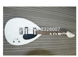 low priced guitars Australia - new arrival vox guitar in white;best quality ;lowest price;free shippin