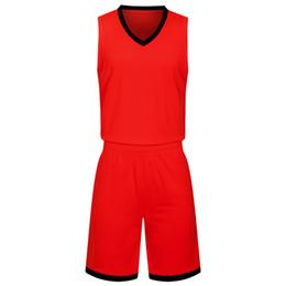 $enCountryForm.capitalKeyWord UK - 2019 New Blank Basketball jerseys printed logo Mens size S-XXL cheap price fast shipping good quality Red R002