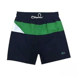 Ingrosso Nuovi pantaloncini da surf da uomo Summer Beach g Shorts Pantaloni Costumi da bagno di alta qualità Maschile Lettera Surf Life Uomo Nuoto Pantaloncini firmati Tiger