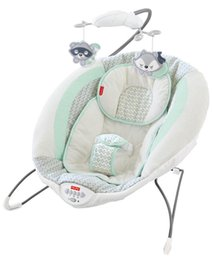 Wholesale 060Buy on behalf of [send from America] buy on behalf of American direct mail Fisher rocking chair pacify lamb chair baby music
