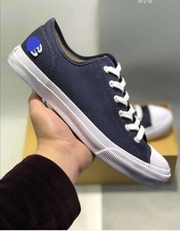 Spring Fall Canvas Shoes Australia - Canvas shoes men and women spring new couple casual shoes men and women Korean version of breathable sports shoes 29