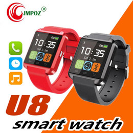 $enCountryForm.capitalKeyWord Australia - Smart Bluetooth Watch WristWatch sport digital U8 u watches for Android Samsung phone Note high quality Wearable Device
